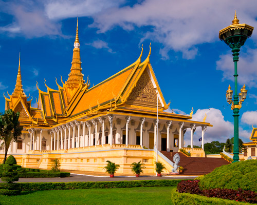 Oferta de Viaje a Camboya