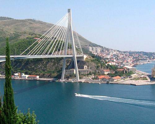1 hét Dubrovnikban, a horvát tengerparton: szállás és repülőjegy