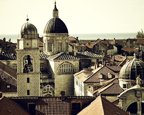 Atenas, Dubrovnik y Milan
