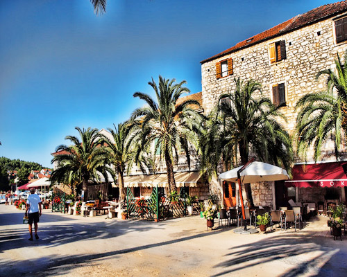 Split entdecken & Erholung auf der Insel Hvar