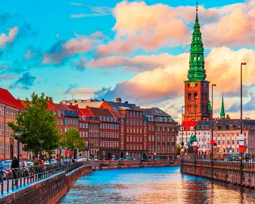 4 ciudades del norte de Europa