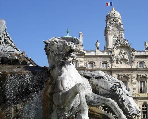 Escapada Lyon, París y Bruselas (incl. ttes)