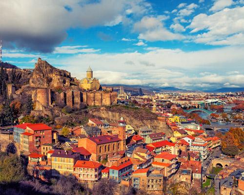 5D/4N Tbilisi US$567 pp