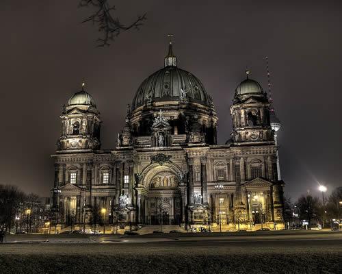 Berlin & Frankfurt