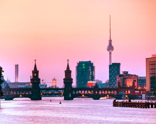 Un fin de semana en Berlín