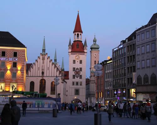 Visita los Mercadillos de Navidad de Múnich