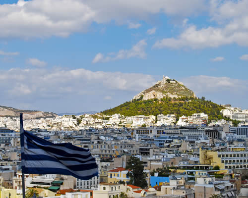 Athén utazás: repülőjegy és szállás