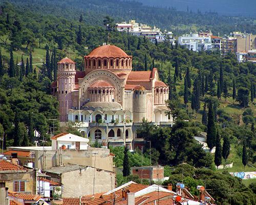 Thessaloniki - 8 dagen (Griekenland)