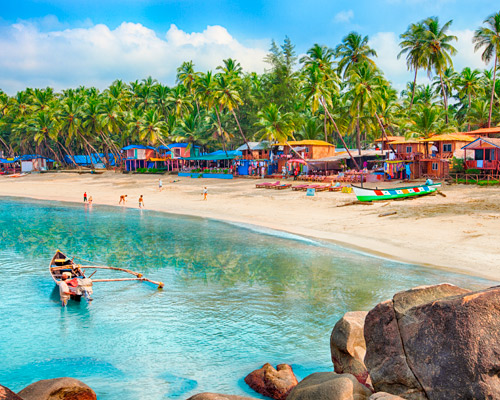 India, Goa: utazás repülővel és 4 csillagos szállás reggelivel