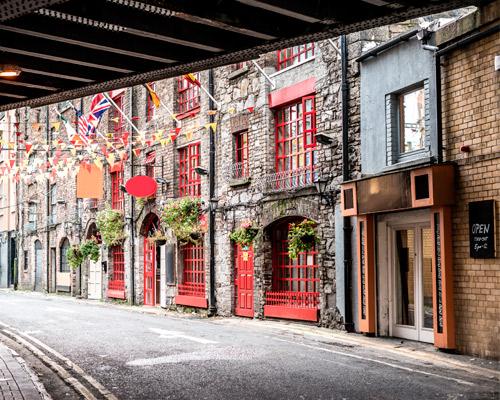 Conoce Dublín y Londres