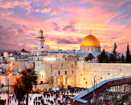 Ofertas Semana Santa: Jerusalén, Tierra Santa