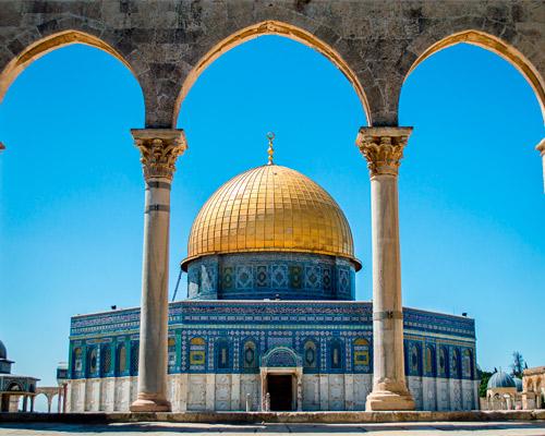 Oferta de viaje a Jerusalén