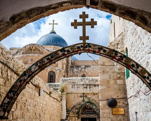 Ofertas Semana Santa: Jerusalén, Tierra Santa desde Lisboa