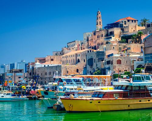 Tel Aviv & Eilat: die perfekte Israel-Kombi inkl. Ausflüge nach Bethlehem, Jerusalem, ans Tote Meer & zur Felsenstadt Petra in Jordanien