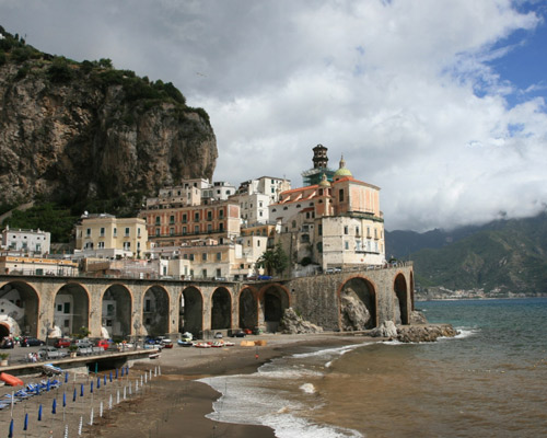 Amalfi Coast by Car