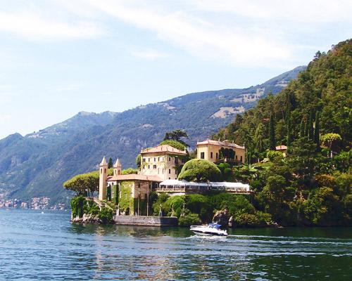 De Milán a Lago di Como