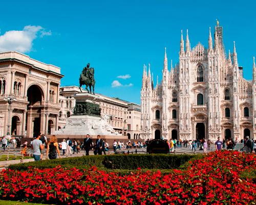 Viaje a Milán + Florencia + Venecia