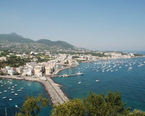 Roma y Nápoles