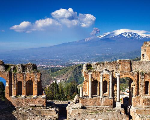Oferta de viaje a Taormina.
