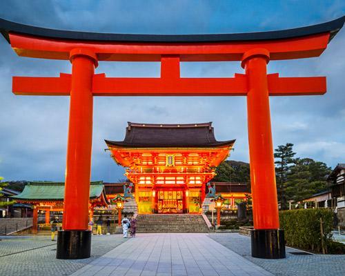 Oferta de viagens para Osaka + Tokyo + Kyoto