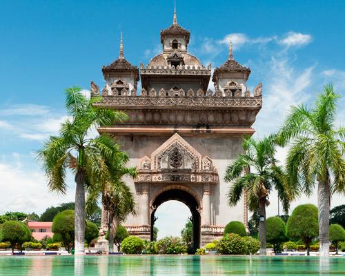 Két hét Laosz 3 csillagos szállással, repülővel Bécsből