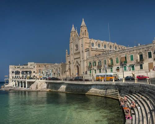 Valletta, Malta 10/05/2019 - 17/05/2019