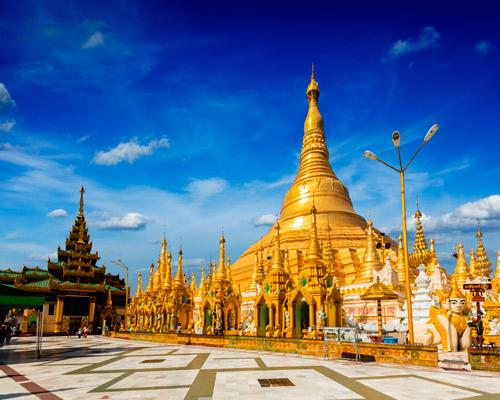Myanmar: paraíso birmano 8D / 7N
