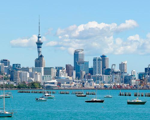 11 nap Új-Zéland, Auckland, 4 csillagos szállással
