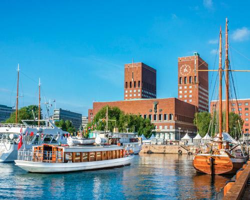 Copenhague y Oslo Combinado