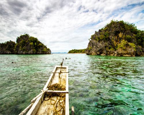 CORON, FILIPINAS, UN PARAÍSO PARA LOS BUCEADORES