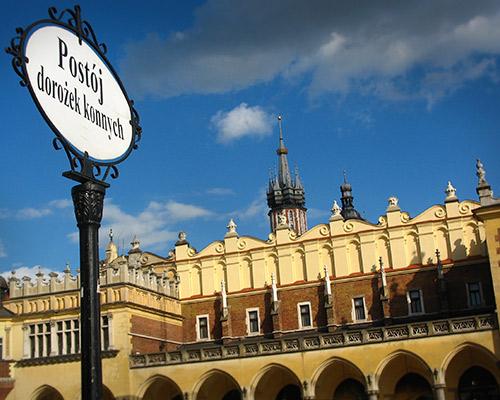 Krakkó városlátogatás, busszal, szállással