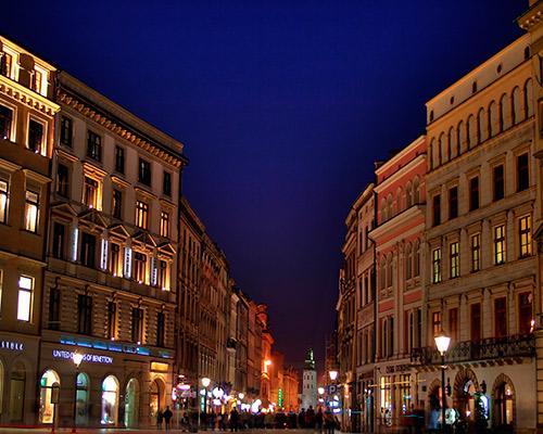 Cracovia - Varsovia