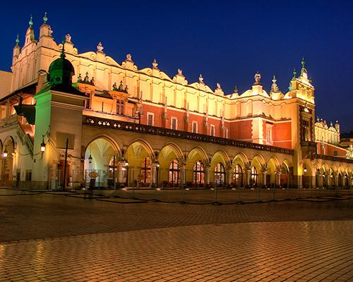 3-day citytrip Krakow
