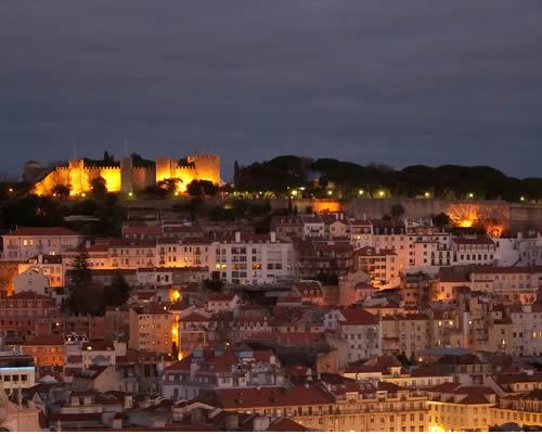 Fim de semana inesquecível em Lisboa