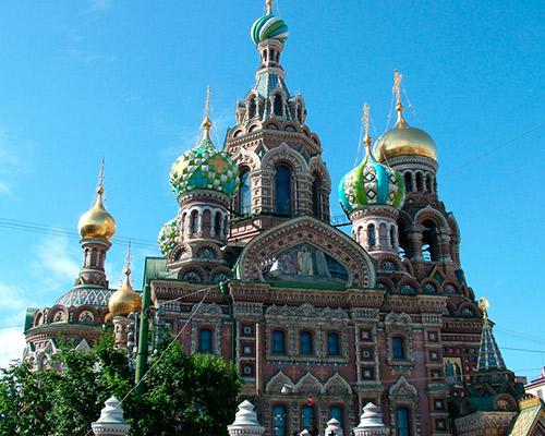 Moscú, San Petersburgo y Tallín en Semana Santa