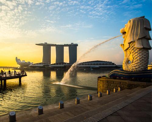 Hong Kong - Bangkok - Phuket - Singapur