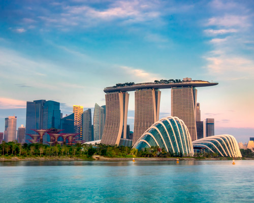 Offer Travel Singapore + Bangkok + Hong Kong
