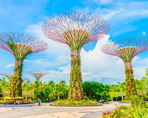 ٦ أيام. سنغافورة ٥* - مع تذكرة دخول ليوم واحد + مواصلات إلى استديو يونيفرسال سنغافورة
