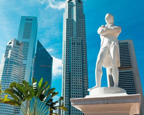 ٦ أيام. سنغافورة ٥* - مع قضاء يوم كامل في ليغولاند سنغافورة