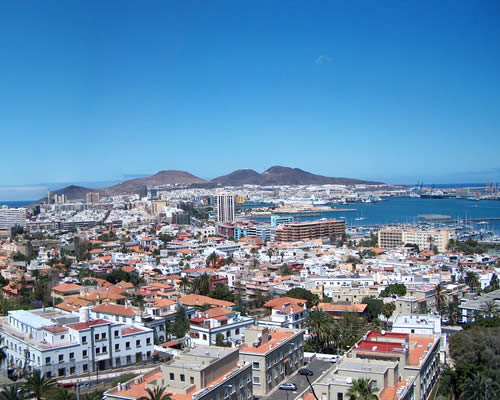 Zurtrip nach Las Palmas