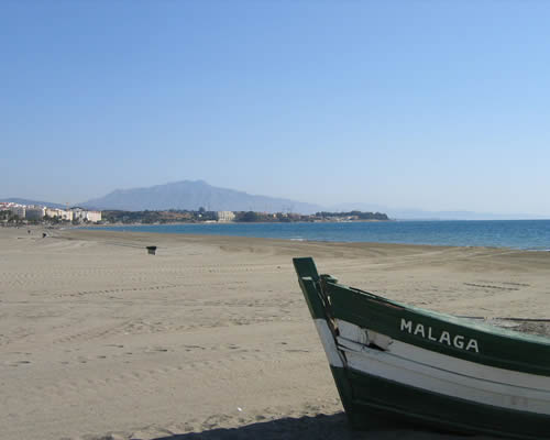 Een weekendje Malaga