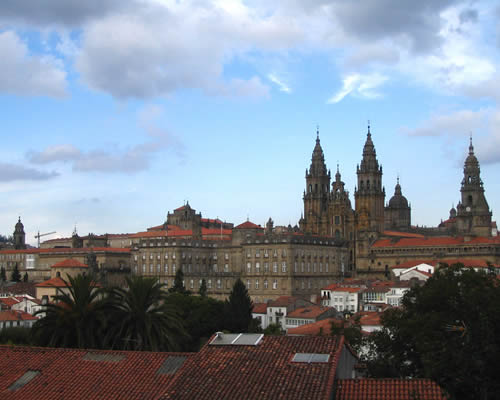 Vuelo + Hotel Santiago de Compostela