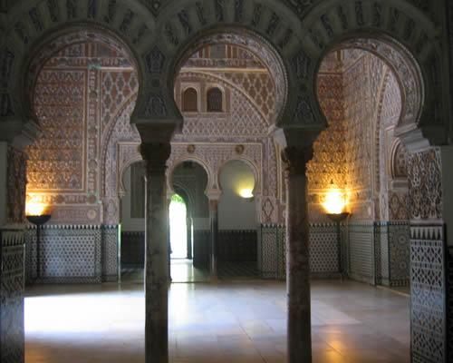 Sevilla - Córdoba - Granada