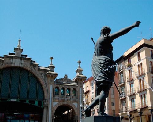 Três dias em Zaragoza