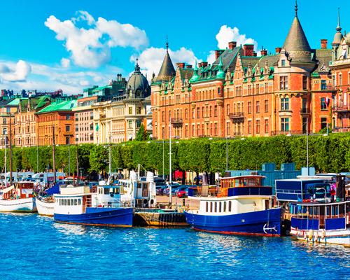 Oferta de viaje Estocolmo