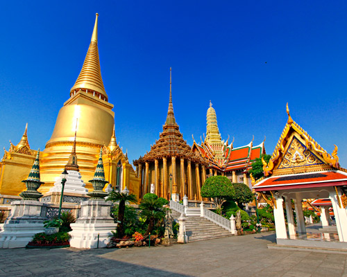 Bangkok, Kuala Lumpur y Kuta