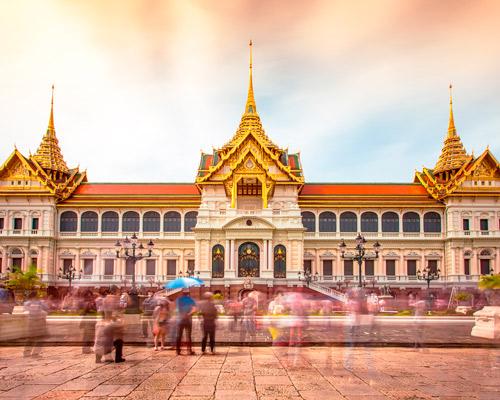 Bangkok + Phuket a teu ar
