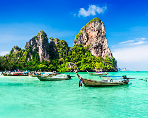 Bangkok + Phuket a tu aire