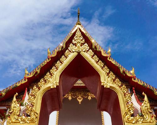 7 Days. Phuket 5* I Bangkok 5*