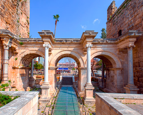 Luxury Antalya Weekend